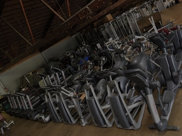 refurbished equipment, used exercise equipment for sale
